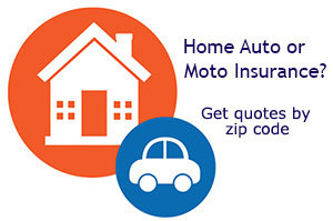 Compare auto, home or motorcycle insurance quotes from top insurers